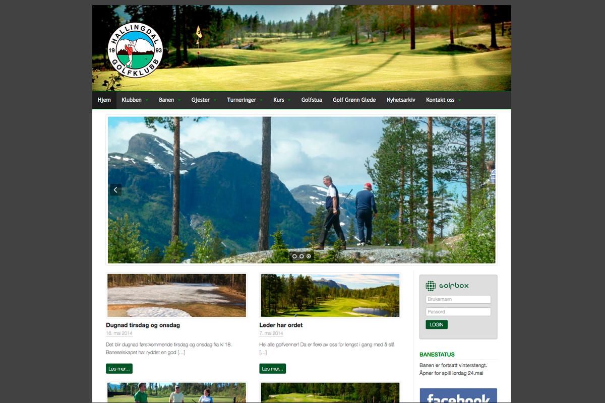 Hallingdal Golfklubb