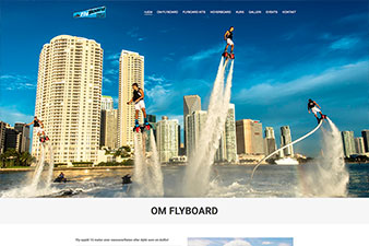 Flyboard Events